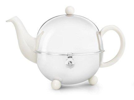 Чайник заварочный Cosy (0.9 л), белый