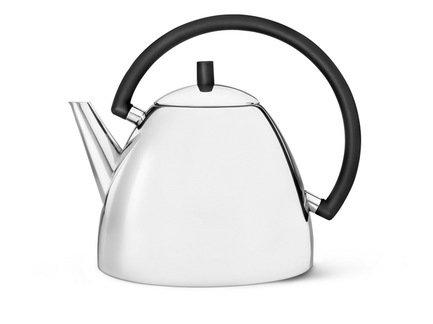 Чайник заварочный Eclipse (1.2 л), черный
