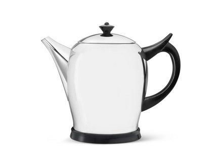 Чайник заварочный Jubilee (1.2 л), черный