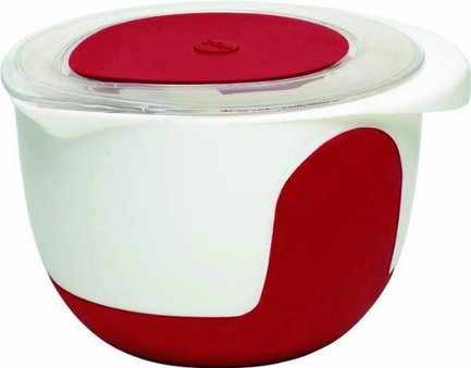 Миска для смешивания с крышкой Mix&amp;Bake 508018 (2 л), краснаяМиски<br><br><br>Серия: Mix&amp;Bake