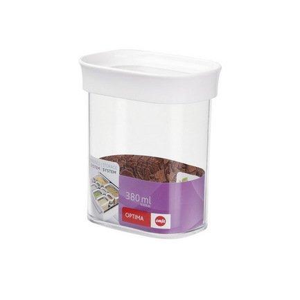 Контейнер пластиковый Optima 513555 (0.38 л)Контейнеры<br><br><br>Серия: Emsa Optima