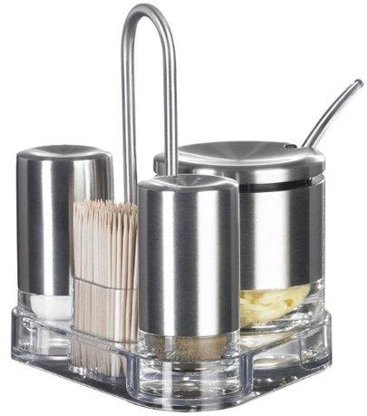 Набор мельниц для перца и соли Accenta 507641, 5 пр.