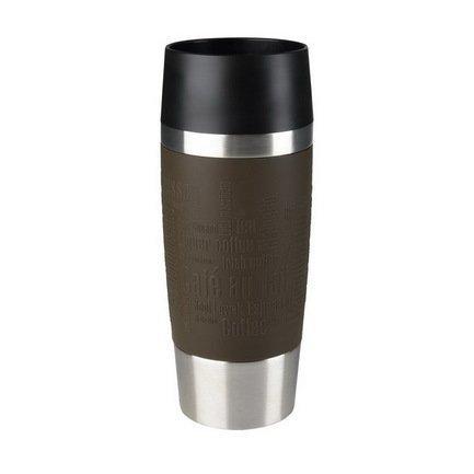 Термокружка Travel Mug 513360 (0.36 л), коричневаяТермокружки<br><br><br>Серия: Travel Mug EMSA