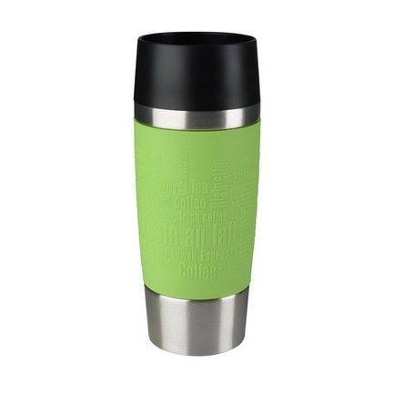 Термокружка Travel Mug 513548 (0.36 л), ярко-зеленый