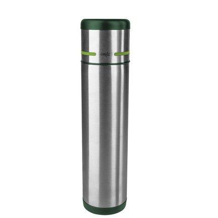 Термос Mobility 512960/512964 (0.7 л), зеленый/сталь