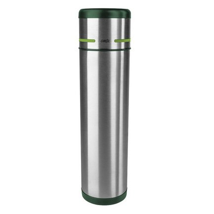 Термос Mobility 512961 (1.0 л), зеленый/стальТермосы<br><br><br>Серия: Mobility