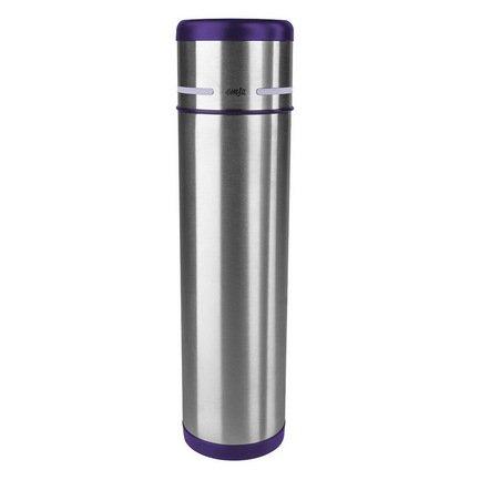 Термос Mobility 509228 (1.0 л), фиолетовый/сталь