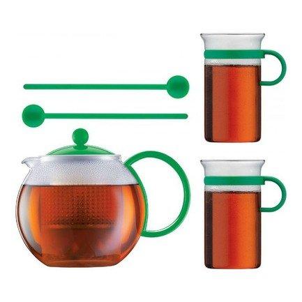 Набор чайный Assam, 5 пр.