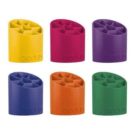 Подставка для столовых приборов Bistro, цвета в ассортименте