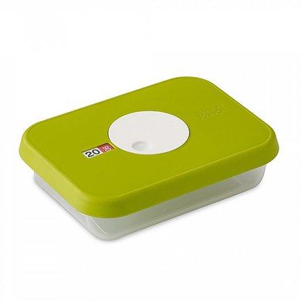 Контейнер для хранения продуктов Dial (0.7 л) датируемый, 18.7х5.3х14.1 см, прямоугольныйКонтейнеры<br><br><br>Серия: Dial