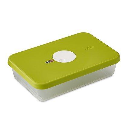 Контейнер для хранения продуктов Dial (2.4 л) датируемый, 27.8х7.2х18.6 см, прямоугольныйКонтейнеры<br><br><br>Серия: Dial
