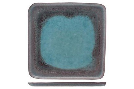 Тарелка Isabeau, 27.5x27.5 смТарелки и Блюдца<br><br><br>Серия: Isabeau