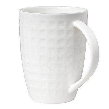 Кружка белая (330 мл)Чашки и Кружки<br><br><br>Серия: Канфаэль