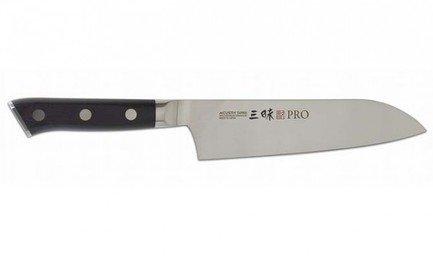 Нож Сантоку Classic Molybdenum, 18 см (HKB-3003M)