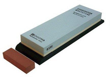 Камень точильный для заточки ножей Chroma, зерно 1000 (ST-1000)Мусаты, Устройства для заточки<br><br>