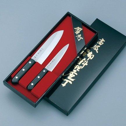 Набор ножей Tojiro DP 3Layers Series by, 2пр.