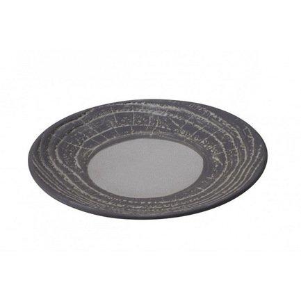 Тарелка для пирожков Арборесанс, серый перец (AR1016N-213)