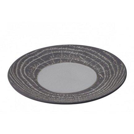 Тарелка для десерта Арборесанс, серый перец (AR1021N-213)