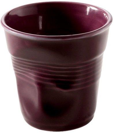 Мятый стакан для кофе (120 мл), баклажан (RGO0112-155)