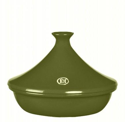 Тажин (2 л), 27 см, оливковый Emile Henry 875626