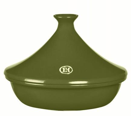 Тажин (3.5 л), 32 см, оливковый Emile Henry 875632