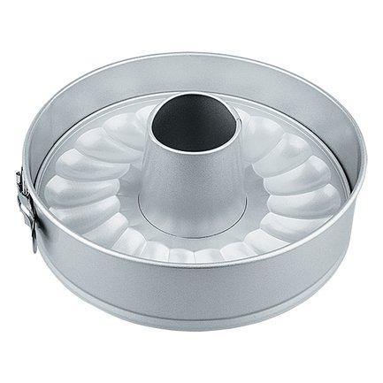 Форма для выпечки Brial, 25 см, со съемным дном, светло-серая