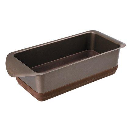 Посуда для выпечки паштета Mocco&Latte, 10х20 см, кофейно-коричневая