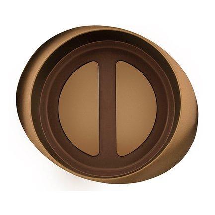 Форма для выпечки Mocco&Latte круглая, 18 см, кофейно-коричневая Rondell RDF-445