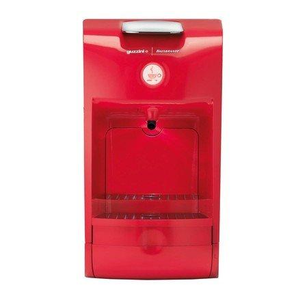 Капсульная кофемашина Guzzini, 17x30x30 см, красная