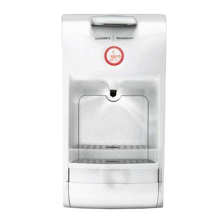 Капсульная кофемашина Guzzini, 17x30x30 см, белая