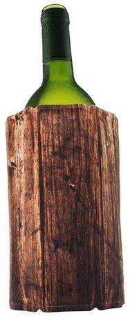Охладительная рубашка Rapid Ice для бутылок вина объемом 0.75 л, деревоАксессуары для охлаждения напитков<br><br><br>Серия: Active Coolers