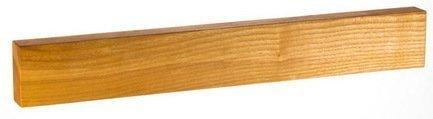 Магнитная планка для ножей из ясеня, коричневая, 45x5x23 смМагнитные держатели, Подставки для ножей<br>Держатель для кухонных ножей - необычный и стильный аксессуар. Он компактен, практичен, удобен и безопасен для хранения ножей из стали. Прикрепить держатель вы сможете в любом подходящем для вас месте.<br><br>Серия: Магнитные планки для ножей Chef