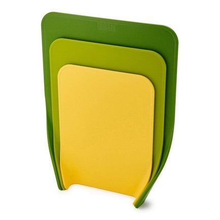 Набор разделочных досок Nest, 3 пр., зеленый
