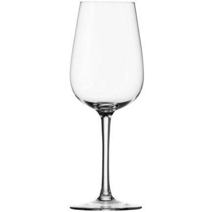 Набор бокалов для белого вина (360 мл), 6 шт.Бокалы для белого вина<br>В фужерах в форме нераскрывшегося тюльпана вы сможете ощутить полноценный вкус вина. Емкость и форма бокала из этого набора позволяют аккуратно вращать его и наклонять. Наполнив вместительный фужер на треть, вы сможете рассмотреть вино и высвободить его аромат.<br><br>Серия: Grandezza