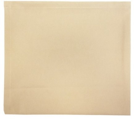 Однотонная скатерть Бейдж, 170х170 см, хлопок, кремоваяСкатерти<br>Размер: 170х170 см  Состав: 100% хлопок<br><br>Серия: Однотон
