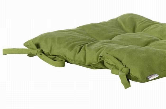 "Подушка на стул ""Ирландский мох"", 41х41 см, мультиколор от Superposuda"