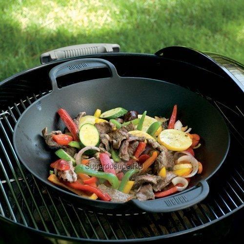 Вок Gourmet BBQ System от Superposuda