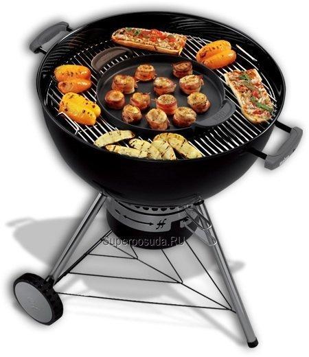Сковорода для гриля Gourmet BBQ System от Superposuda