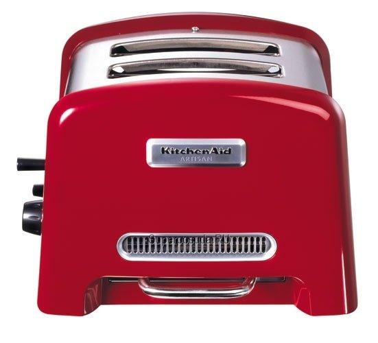 Тостер на 2 хлебца, 5KTT780EER, красный от Superposuda