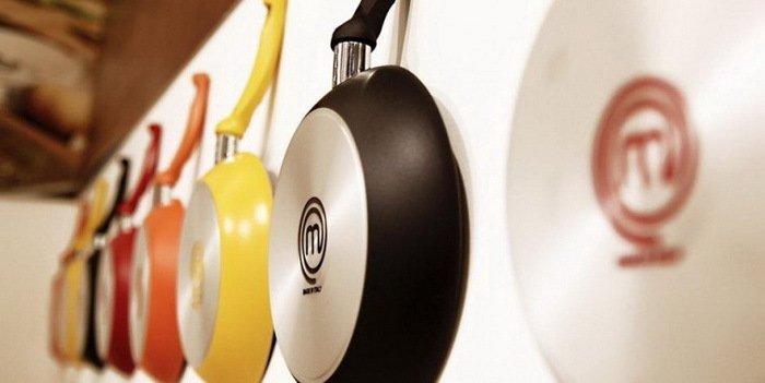 Сковорода MasterChef c антипригарным покрытием, 20 см от Superposuda